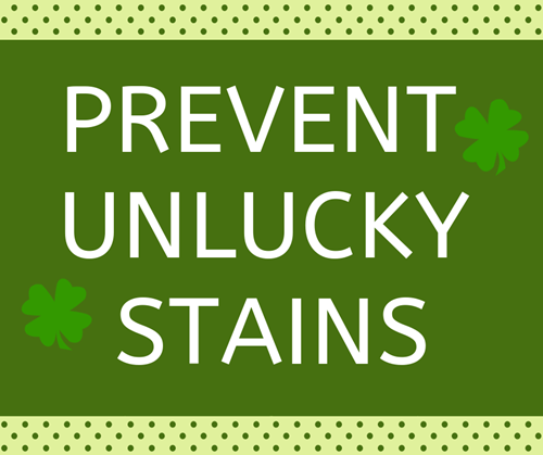 prevent unlucky stains carpet stain removal in Arlington WA